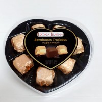 Jimena Heart chocolates